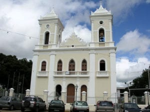 Fachada da catedral 1
