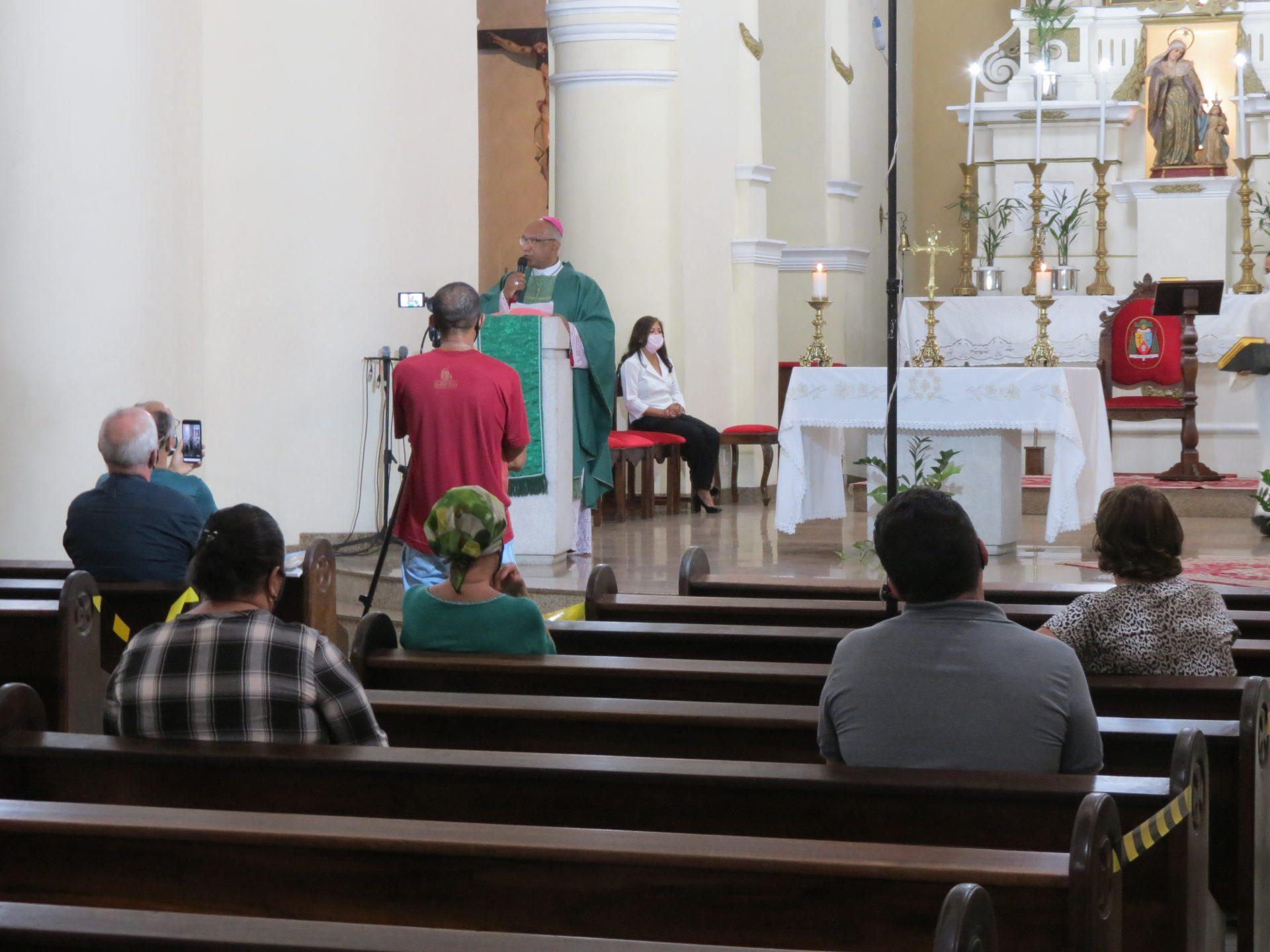 Santa Missa em Ação de Graças pelos 187 anos de Feira de Santana
