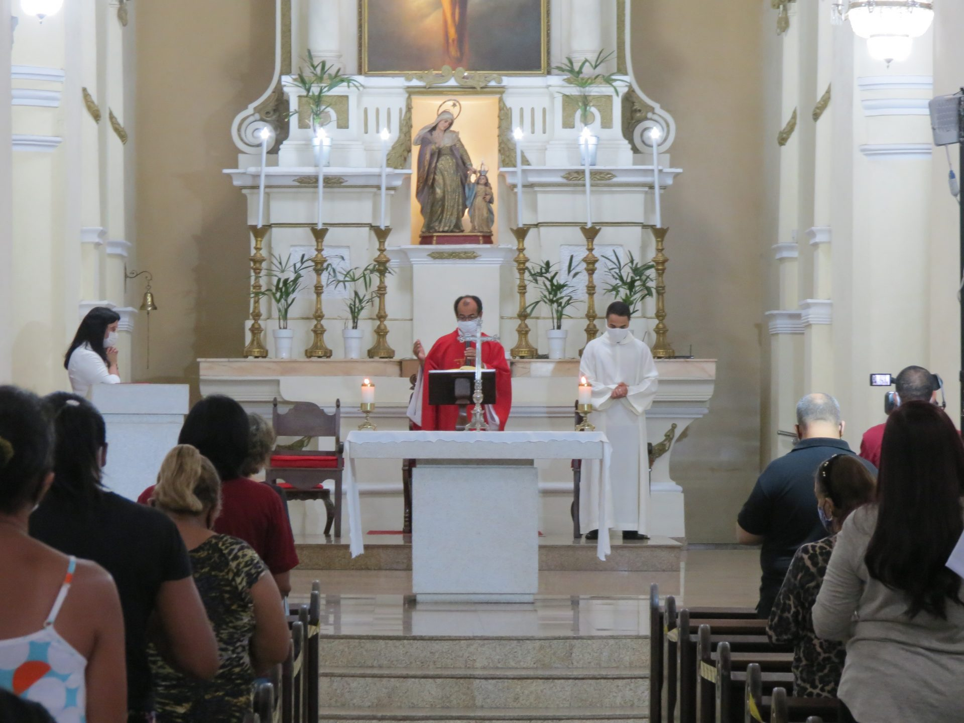 Santa Missa da Festa de São Mateus | 21.09.2020