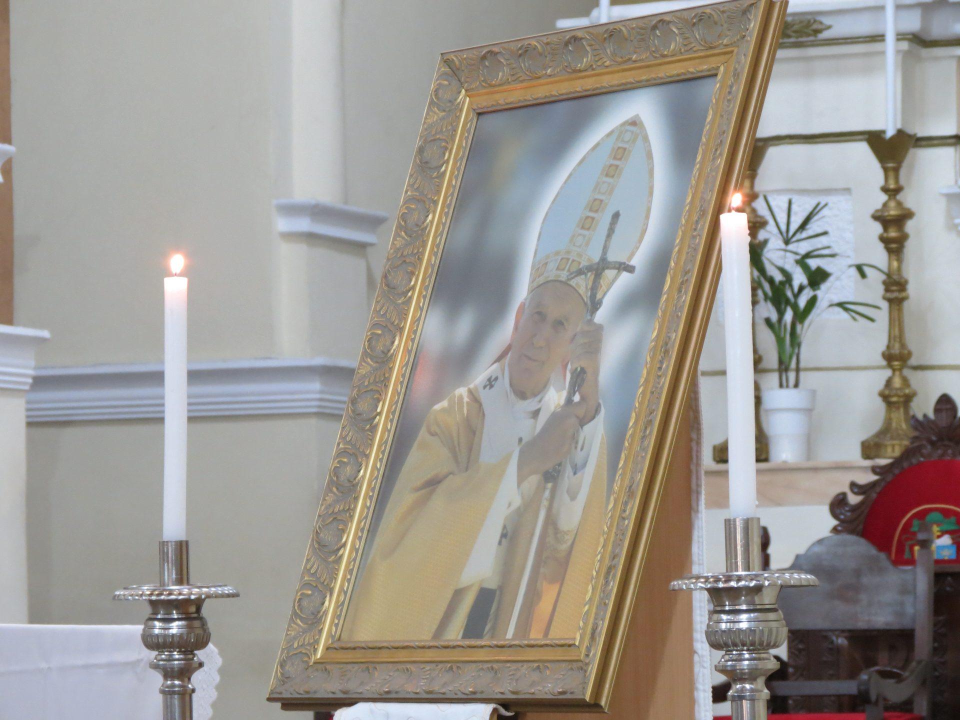 Festa de São João Paulo II