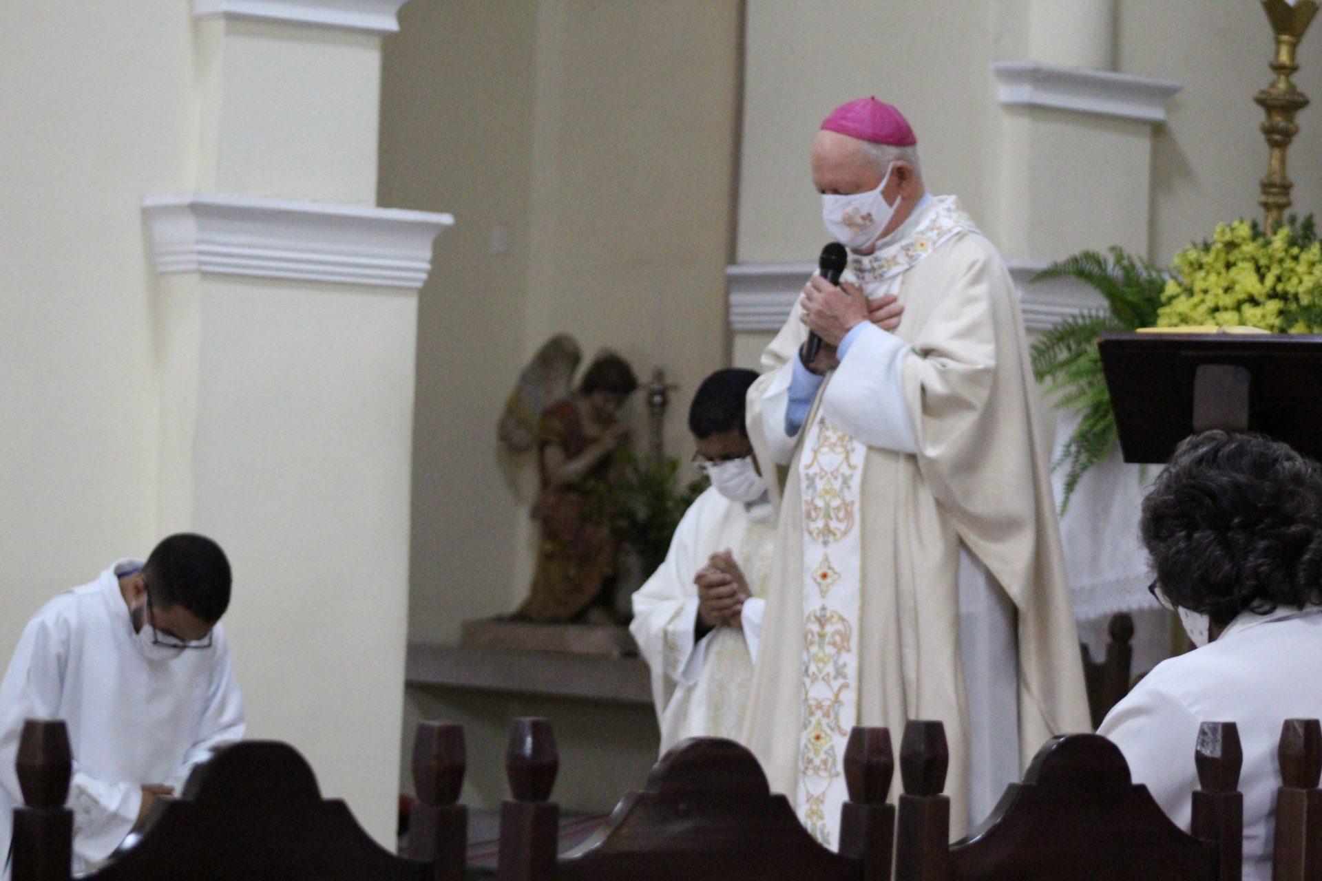 Santa Missa do último dia do ano de 2020 com o canto do Te Deum | 31/12/2020