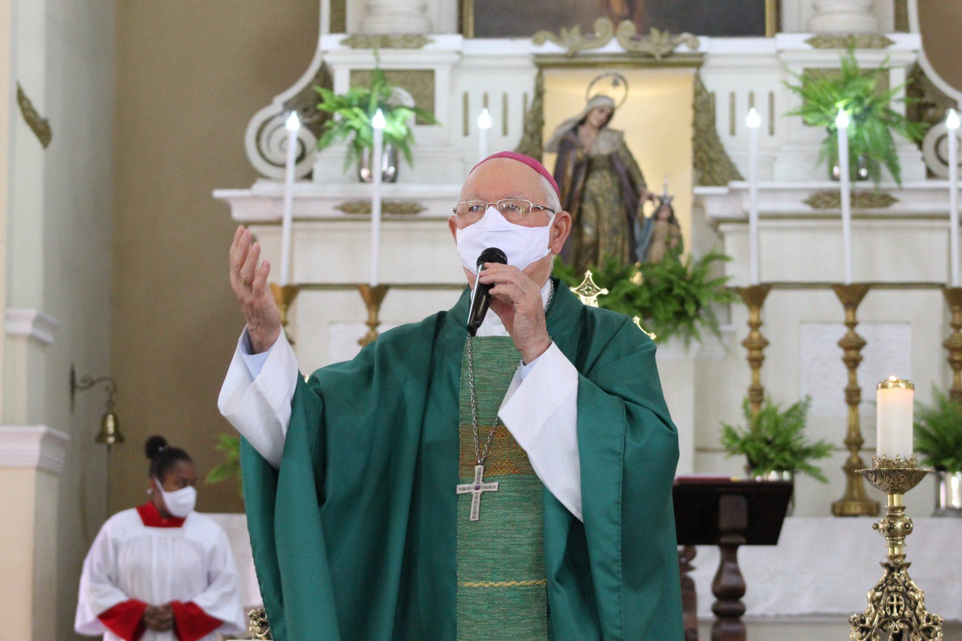 Santa Missa do 2º Domingo do Tempo Comum | 17 de Janeiro de 2021
