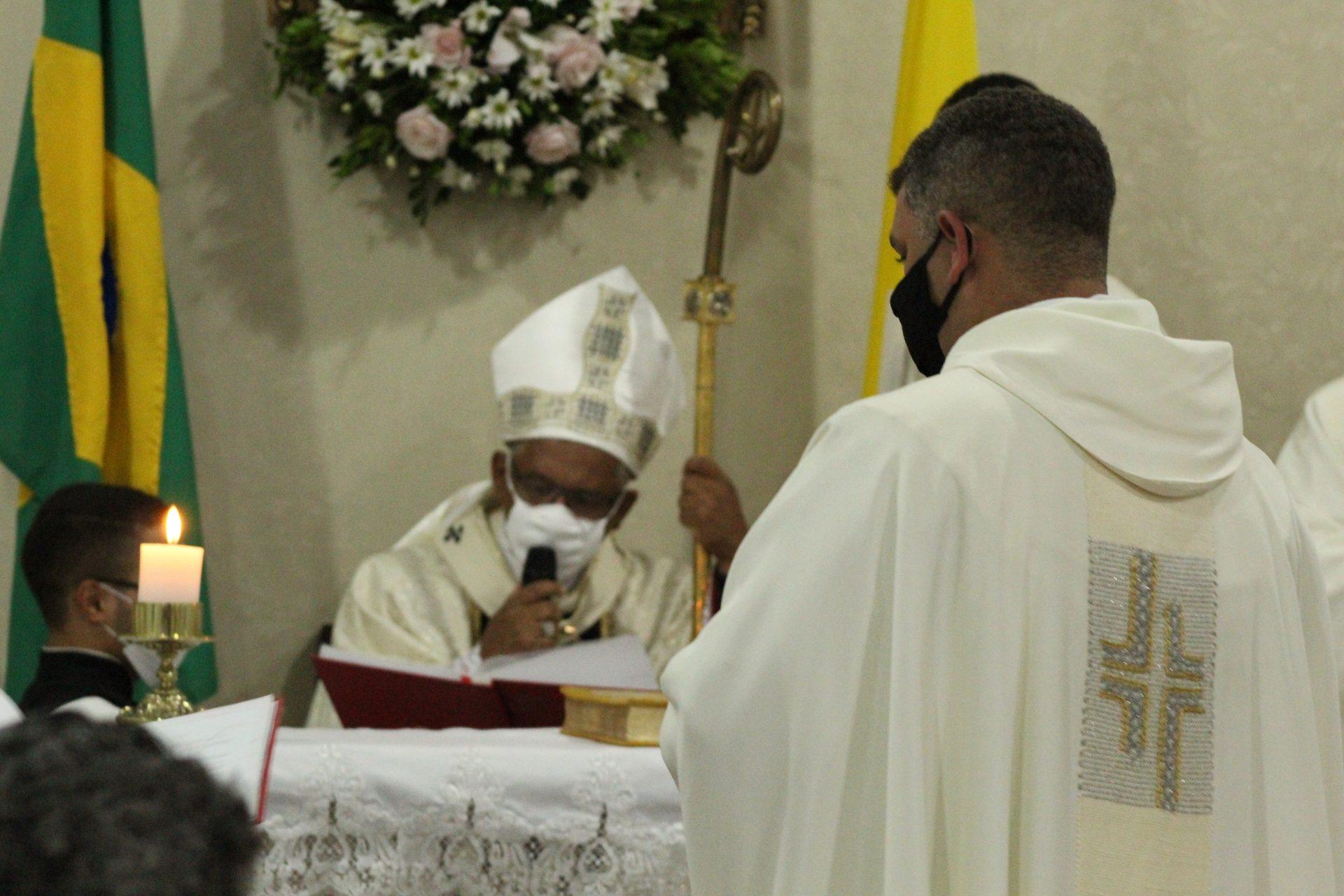Instalação da Nova Paróquia de Nossa Senhora do Carmo e Posse do Padre Francismário | 01/02/2021