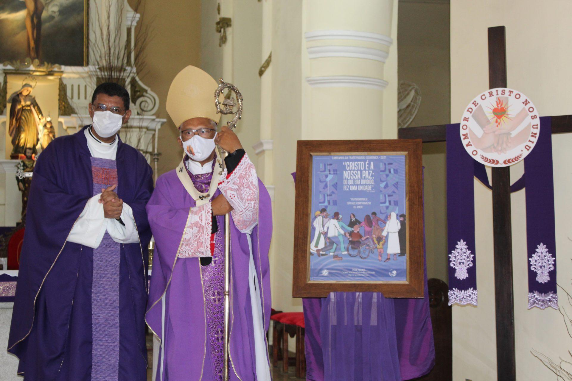 Santa Missa da Quarta-feira de Cinzas e Abertura da CF2021 | 17/02/2021 - 07h
