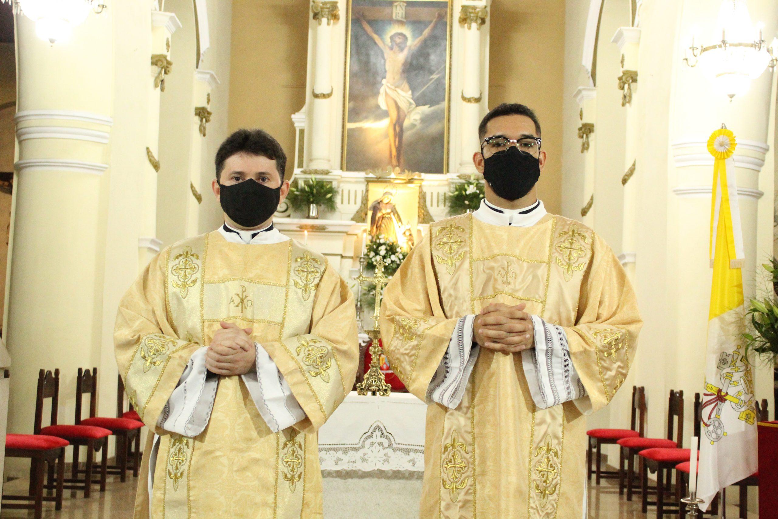 Ordenação Diaconal e Aniversário da Paróquia da Catedral na Solenidade de São José | 19/03/2021