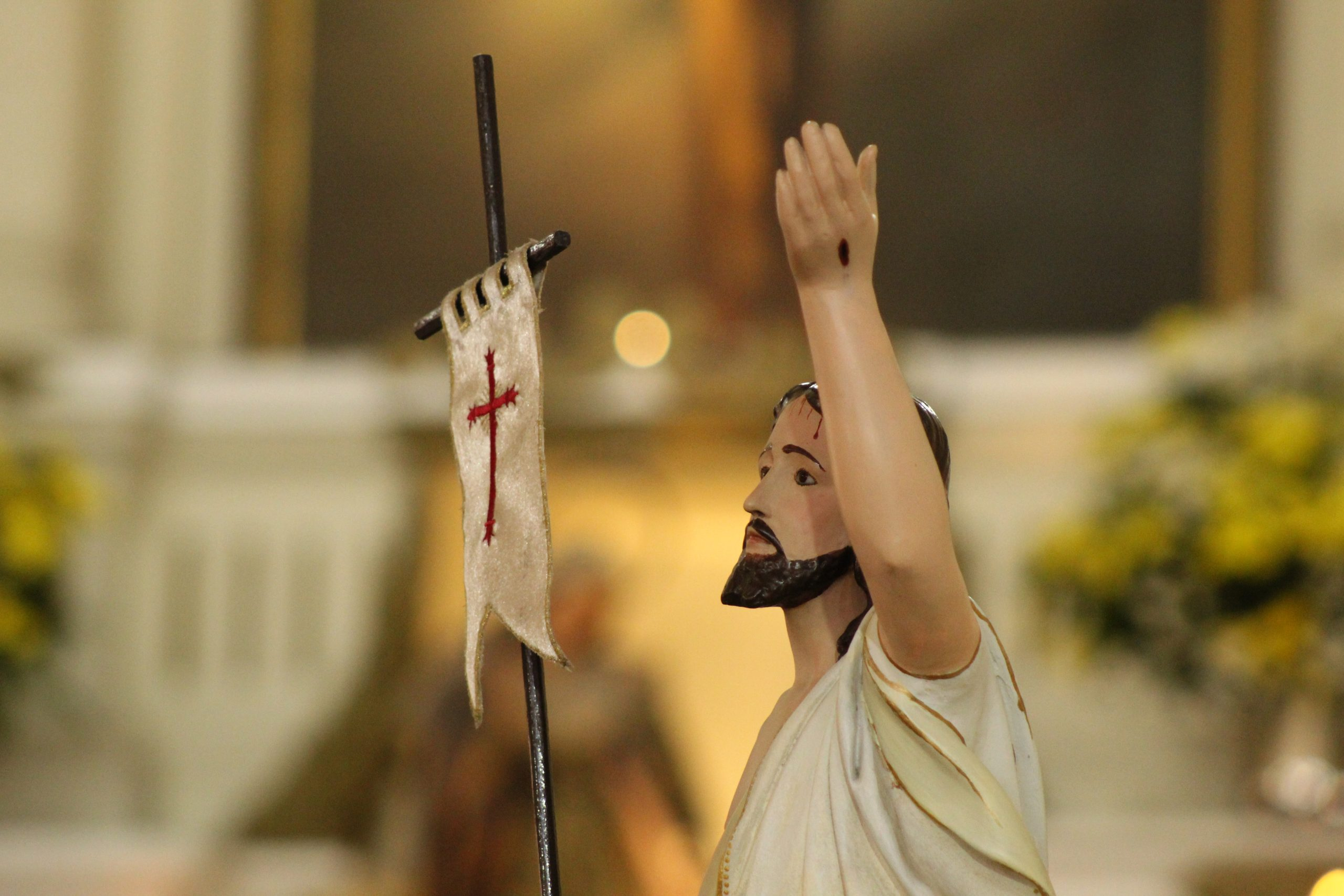 Celebração Eucarística da Páscoa do Senhor | 04/04/2021 | 10h e 17h