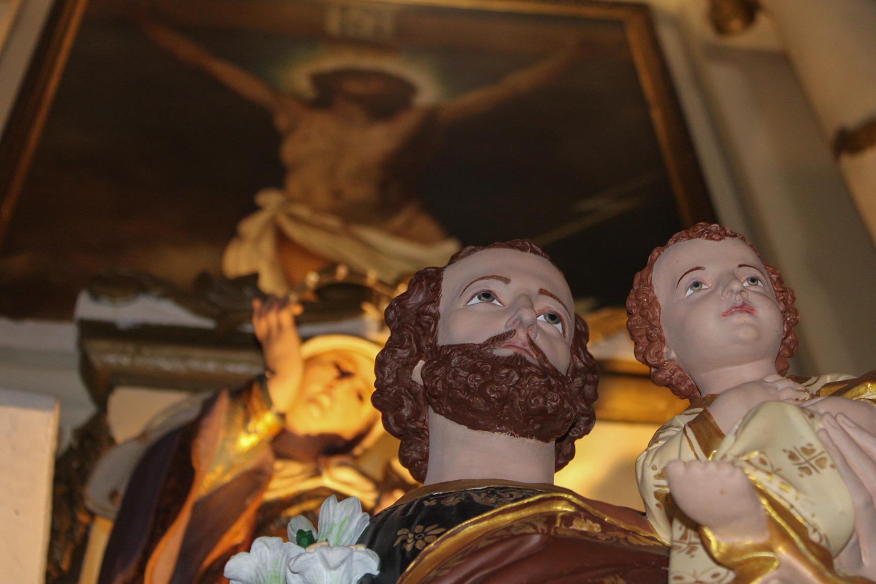 Novas Invocações nas Ladainhas em Honra a São José