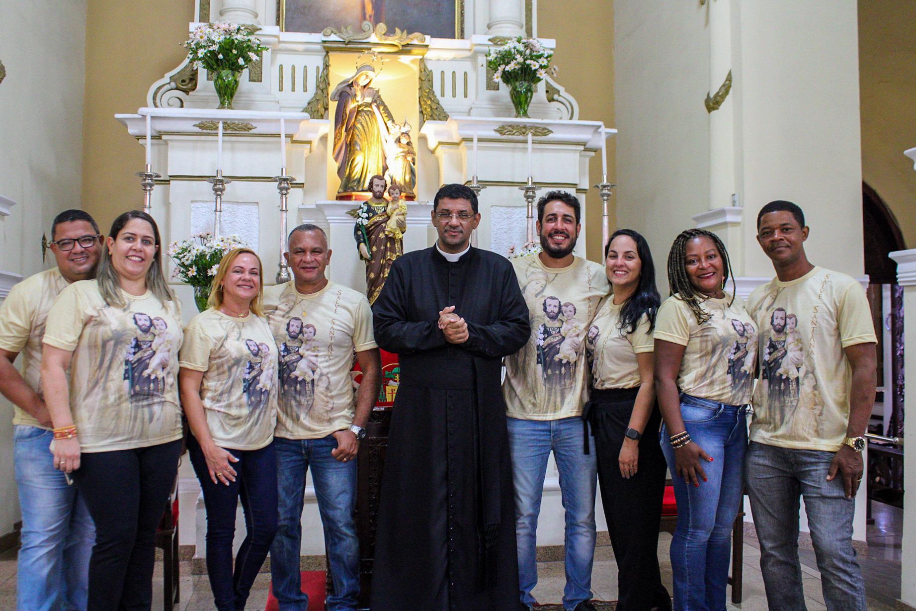 Lançamento da Festa de Sant'Ana 2021