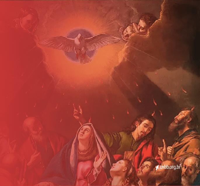 Roteiro para Celebrar em Família a Solenidade de Pentecostes e Santíssima Trindade