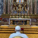 Papa deixa o hospital. A oração na Basílica de Santa Maria Maior